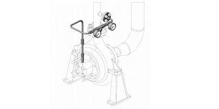 API 682 Plan 12 Flush with Strainer