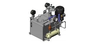 API 682 Plan 54 Barrier Fluid Pressurized by External System