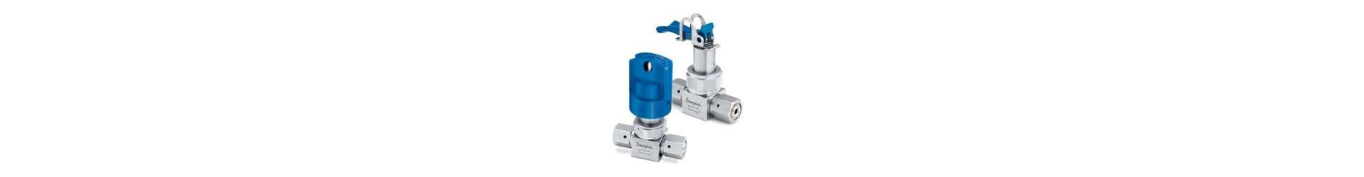 Ultrahigh-Purity Valves